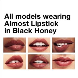 Clinique Makeup - Clinique Almost Lipstick in Black Honey